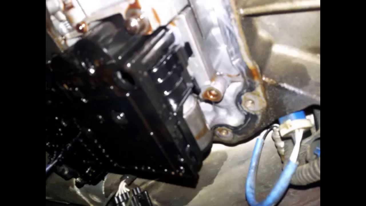 Nissan Altima 2.5S >> How to fix a Transmission with P1760 and P1761 codes ...