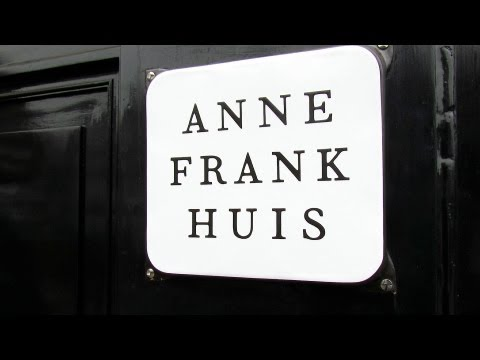 Visiting the Anne Frank House | Amsterdam Travel