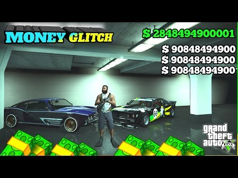 Gta 5 Solo Money Glitch 2019 ( MILLIONS Every Day )