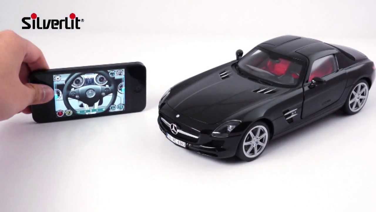 Bluetooth R C Music Streaming Mercedes Benz Sls Amg Youtube