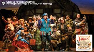 "First Listen: ""Welcome to the Renaissance"" from Something Rotten! (Original Broadway Cast Recording)"