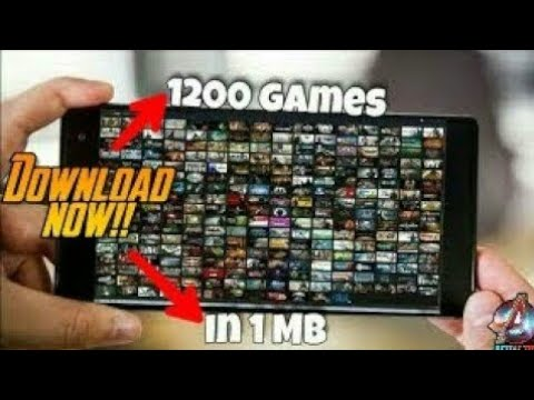 1MB Download 1200 Games For Android Nes 1200 in 1 Download Super Mario, And  More🔥