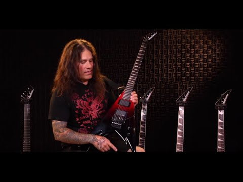 Machine Head Phil Demmel On His Signature Jackson Pro Series Guitars