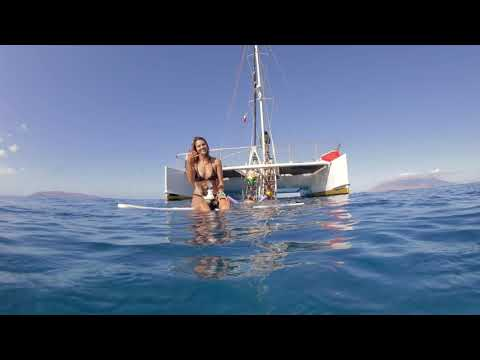 Join Alii Nui On The Deluxe Morning Snorkel Sail