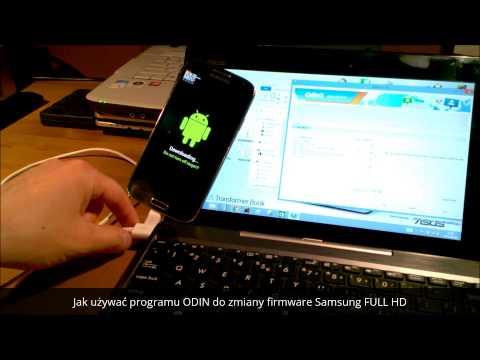 Jak używać ODIN do smartfonów SAMSUNG