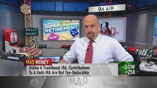 Cramer: To Roth or not to Roth? Untangling the IRA, 401(k) Roth mystery