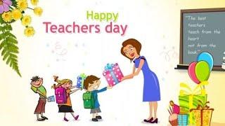 Happy Teacher's Day status 2020|Teacher's Day quotes|Teacher's day messages|Teacher's day wishes|pic