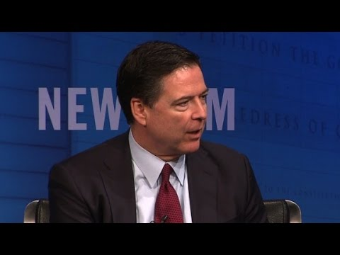 Comey: We must be transparent