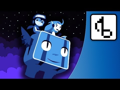 Cave Story WITH LYRICS - brentalfloss