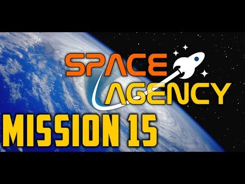 Space Agency Mission 15 Gold Award