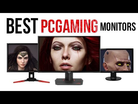 Top 10 Best Gaming Monitors of 2017