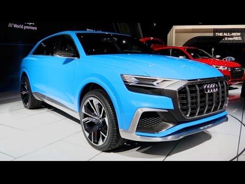 Audi Q8 Concept - 2017 Detroit Auto Show