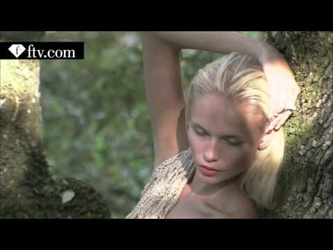 Pirelli Calendar 2012 - Making of