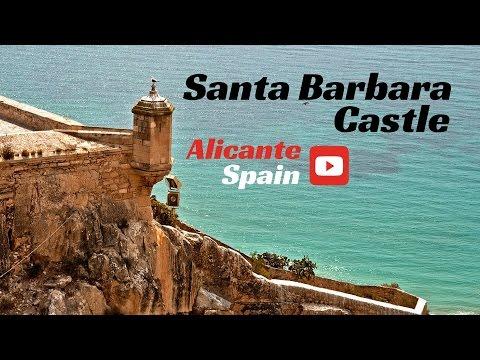 Santa Barbara Castle Spain 2017 Tour part 4