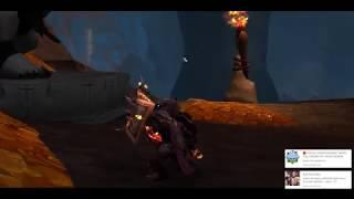 Hidden Prot Warrior Artifact Weapon / Shield