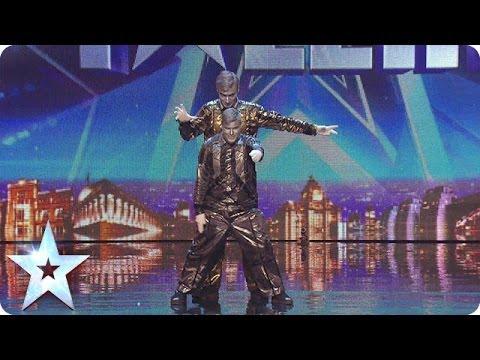 Robot Boys | Britain's Got Talent 2014
