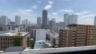 レジディア月島Ⅲ 1LDK 42.0㎡ 高級賃貸 もんじゃ ルームツアー リバーサイド residia tsukishima 3
