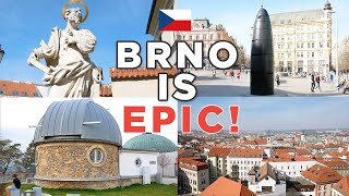 BRNO Travel Guide 2019 - BEST Places to SEE in 4K 🇨🇿