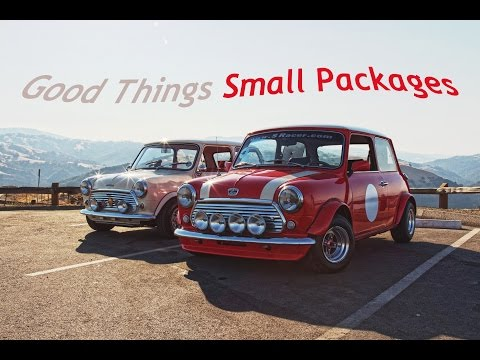 Classic Mini Cooper Review - Good Things, Small Packages