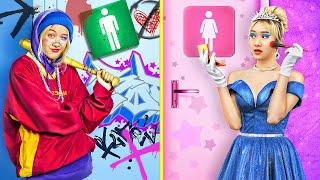 말괄량이에서 여성스러운 소녀로/ 진짜 숙녀가 되는 방법?