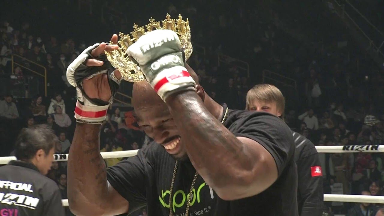 Bellator 154: Fundamentos - King Mo
