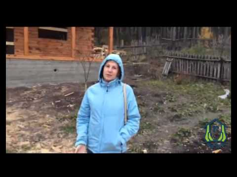 Отзыв о строительстве дома из строганного бруса 6х8, Колягино, Ветеран 4