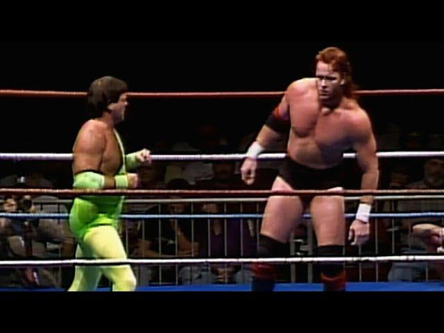 """Mean"" Mark Callous battles Jerry ""The King"" Lawler in WWE Network Hidden Gem"