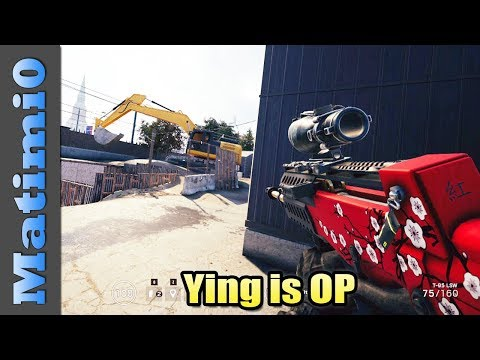 Ying is OP - Rainbow Six Siege