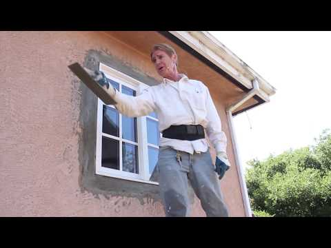 Skip Troweling Plaster Or Stucco, Troweling On Finishes