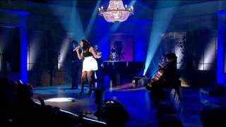 Alesha Dixon - Breathe Slow (Live @ The Alan Titchmarsh Show)