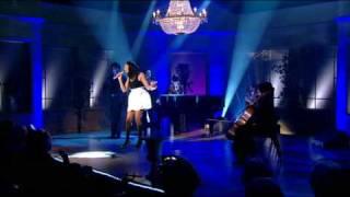 Alesha Dixon - Breathe Slow (Live @ The Alan Titchmarsh Show)