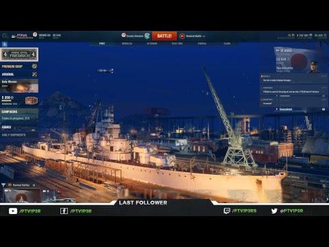 [PT][EN] World Of Warships