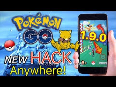 NEW POKEMON GO HACK 1 9 0!! NO JAILBREAK iOS 10 Hack TapWalk to & Map Cheats