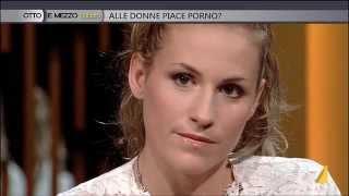 Otto e mezzo - Alle donne piace porno? (Puntata 17/10/2015)