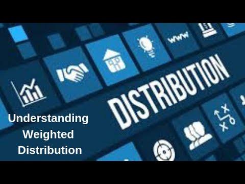 Understanding Weighted Distribution