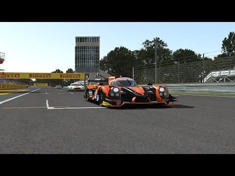 Livestream test for International Sports Car League