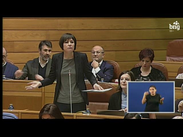 Quedan 2 anos de lexislatura; ou dimite ou se pon as pilas para defender os intereses de Galiza