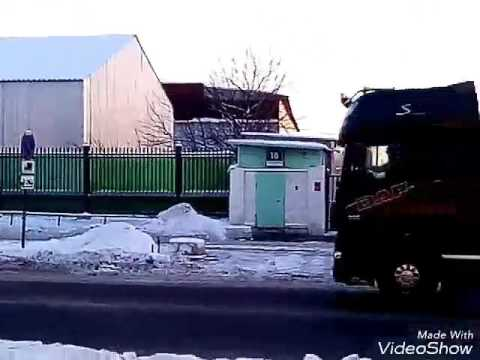 Russia, Moscow industrial zone. live camera.