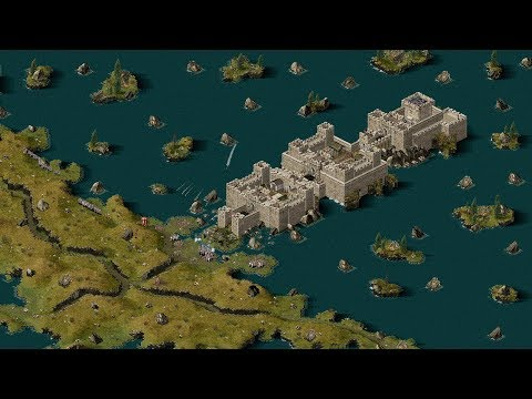 THE SIEGE OF PYKE - Stronghold HD (Game of Thrones) |
