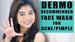 Best face wash for pimples | Medicated face wash for acne | Payal Singh