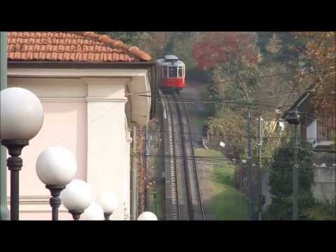 Sassi-Sperga Rack Railway Turin Italy