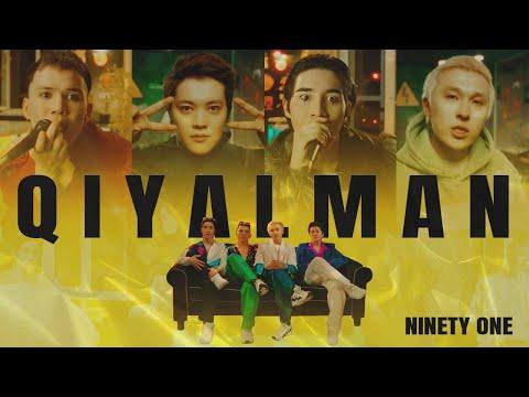 Смотреть клип Ninety One - Qiyalman