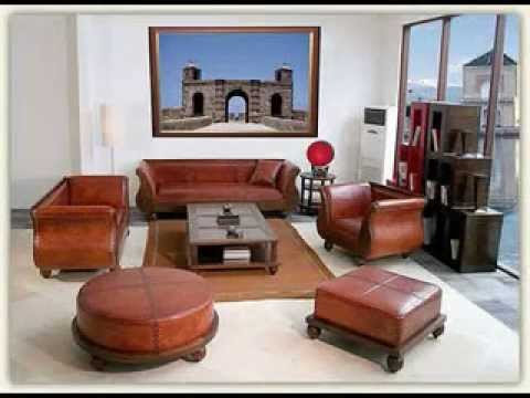 Moroccan living room decorating ideas - YouTube