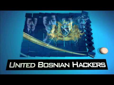 United Bosnian Hackers - Intro