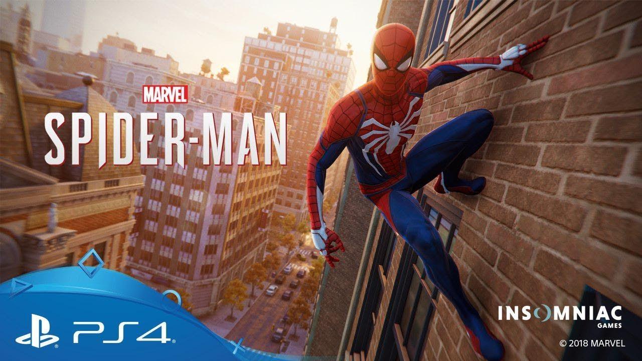 Человек-Паук | Наследие Человека-Паука | PS4