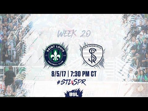 USL LIVE - Saint Louis FC vs Swope Park Rangers 8/5/17
