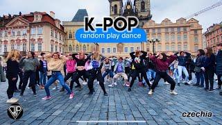 KPOP RANDOM PLAY DANCE IN PUBLIC, PRAGUE 22.2.2020 / 체코 프라하 구시가지 광장