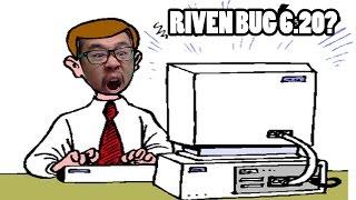 Test Riven Bug sur le patch 6.20 en jungle.