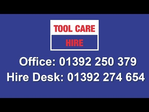 Tool Care Hire - Tool Hire and Tool Sales