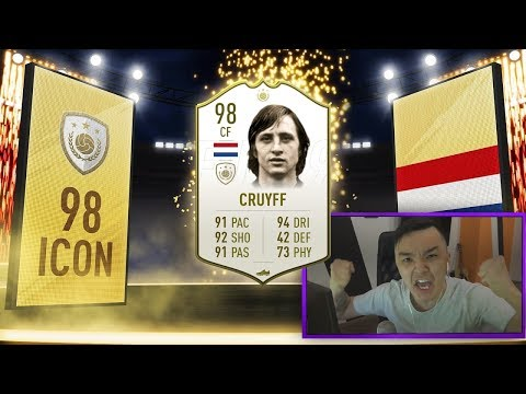 ЛУЧШИЕ ПАКИ НА СТАРТЕ FIFA 19 #2 || ICON IN A PACK || RONALDO IN A PACK
